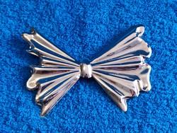 1,-Ft Sterling 925 nagyméretű ezüst bross