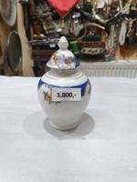 Régi német porcelán váza
