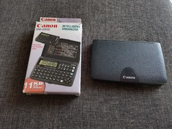 Működik! Canon DM-2510 retro menedzser kalkulátor regiszter szép állapotban gyűjtőknek!!
