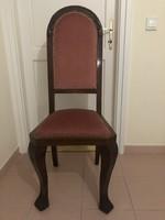 Antik 6 db. szék