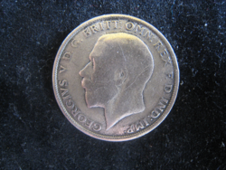 United Kingdom 2 shillings (florin), 1922 ezüst