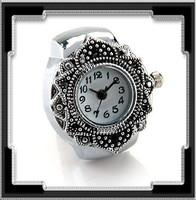 Gyűrű, működő órával EBGY-Ó05