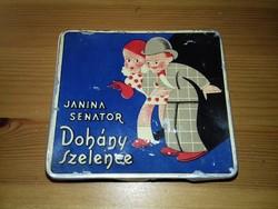 JANINA-SENATOR DOHÁNYSZELENCE 1925.