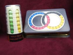 Babel tower + magic ring logic game 1982 unopened packaging! Rubik's era - retro