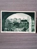 1932 Veszprém. Püspöki palota.