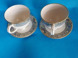 2 csésze aljjal , LENOX USA