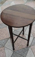 Thonet,Árt Deco stílusú asztal ,àllvàny, összecsukható, piknik vagy vendég asztal könnyen mozgatható