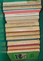 Pöttyös könyvek 14 db