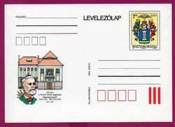 Levlap 0004 - - -           1991  100 éves a Balassagyarmati Palóc Múzeum