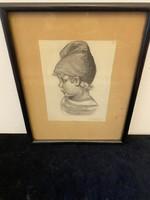 Antik portré