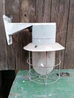 Régi Loft Design robbanásbiztos ipari lámpa,dekorlámpa,industrial,vintage 4.