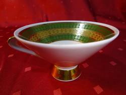 Winterling Bavaria német porcelán teáscsésze, átmérője 10,7 cm.