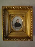 Marastoni Jakab: Férfiportré  - 1830 as évek