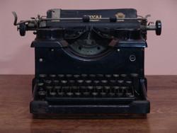 Antik Royal típusú írógép