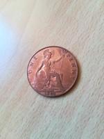 1 Penny 1910 Edward VII.