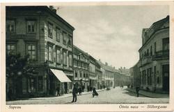 Sopron Ötvös utca