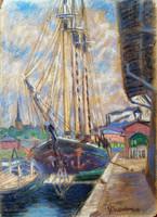 Kikötőben 1927