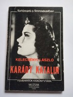 Karády Katalin  könyv !