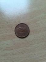 1/4 Penny (Farthing) 1954 Elizabeth II. aUNC