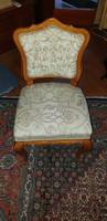 Barokk szék 2db