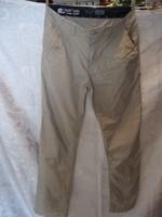 Drapp vászon F&F vászon nadrág 32/32