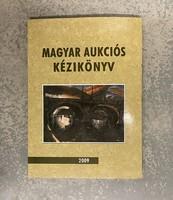 Magyar Aukciós kézikönyv
