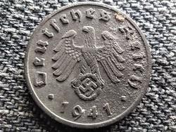 Németország Horogkeresztes 1 birodalmi pfennig 1941 A (id41877)