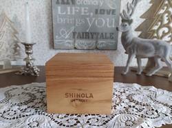 Gyönyörű Shinola óra, amerikai gyártmány