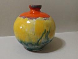 Retro gömb váza