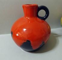 Retro  gömb alakú váza