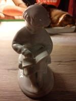 Lomonosov olvasó kisfiú