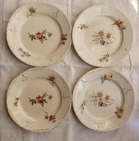 Sarreguemines Righi suteményes tányérok 4db