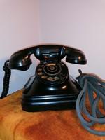 Bakelit telefon készülék