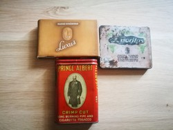 Dohányos dobozok
