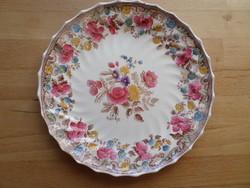 Antik Copeland fajansz  kistányér süteményes tányér 20,8 cm