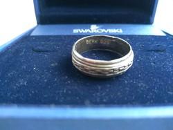 Szép 925-ös ezüst gyűrű