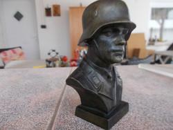 WW2,Német katona szobor, 11 cm