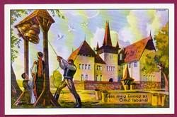 E - 0029 - - - Irredenta (reprint) képeslap - Sepsiszentgyörgy, Székely Nemzeti Múzeum