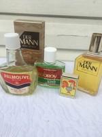 4 db after shave együtt - illat csomag - Palmolive - Der Mann - Robroy