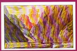 E - 0032 - - - Irredenta (reprint) képeslap - Tordai hasadék