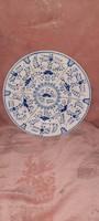 Zsolnay családipecsétes tányér 24 cm