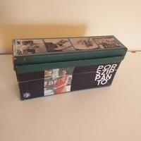 Retro porszippantó eredeti dobozában
