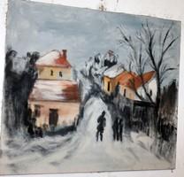 Antik festmény 190