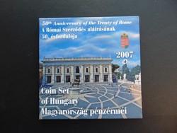 Magyarország pénzérméi forgalmi sor 2007