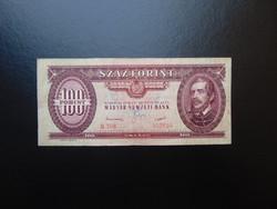 100 forint 1949 B 398 Rákosi címer !!!
