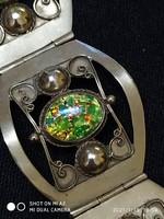 MÉRETES Mexico Alpaka bracelet