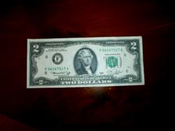 1976 OS USA 2 DOLLÁROS
