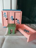 Régi baba bútor