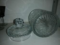 Csiszolt ólomkristály