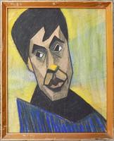 Ismeretlen Kubista festő
